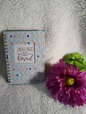 Mead Organize Create Baby Journal Planner 120 pages. Llamas You are so loved.