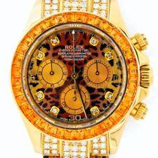 Relojes de pulsera Rolex Daytona oro amarillo