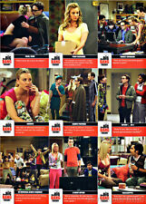 BIG BANG THEORY CRYPTOZOIC SEASON 1&2, 3&4, 5, 6&7 SETS