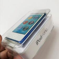 Apple iPod nano 7th Generation Mid 2015 Blue (16GB) With Retail Box