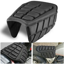 Universal Motorcycle 3D Air Comfort Gel Seat Cushion Pad Cover Pressure Relief