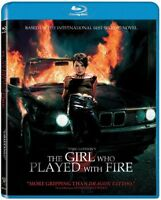 The Girl Who Played With Fire [New Blu-ray] Dubbed, Subtitled, Widescr