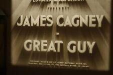 Great Guy 16mm James Cagney 1936 John Blystone Mae Clarke