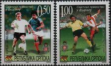Bosnia - Rep. Srpska 2002 ☀ Football - World cup in Japan & South Korea ☀ MNH**