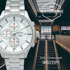 Seiko Chronograph Watch SKS535P1