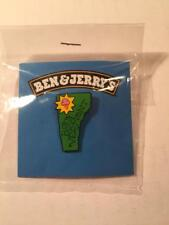 Ben & Jerry's Visitor Center, Waterbury Vermont Souvenir Pin