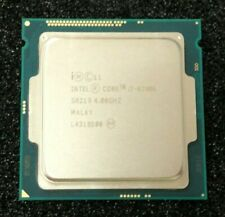 Intel Core i7-4790K SR219 -  4GHz/8 MB/Socket 1150 CPU Processor