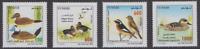BIRD276 - TUNISIA BIRDS 2004 11TH PAN-AFRICAN CONGRESS FOR ORNITHOLOGY MNH