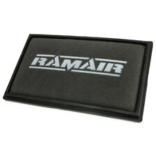 RAMAIR Foam Panel Air Filter for Vauxhall Opel Nova Corsa A 1.5 D (1987-1993)