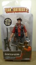 "Neca TEAM FORTRESS 2 Series 4 Red THE SNIPER 7"" Action Figure BN INSTOCK"