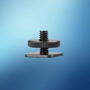 "Selens 1/4"" Tripod screw for DSLR Camera Hot Shoe Flash Mount Aluminum Adapter"