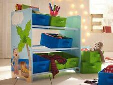 Cube Bookcase Display Shelf Storage Shelves Wooden Organiser Livarno Unicorn