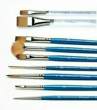 Winsor Newton Cotman Brush Short Handle Pack of 7