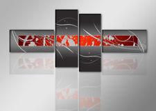 Images sur toile sur cadre 195 x 80 cm abstrait art pret a accrocher 6803