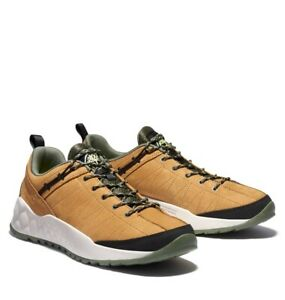 TIMBERLAND solar wave low wheat nubuck shoes Style#0A2DJ7  SIZE 9