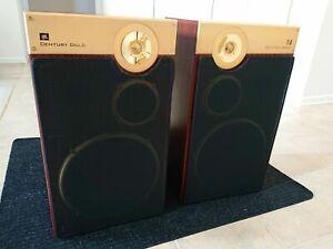 JBL Century Gold Limited Edition Speakers Original Owner