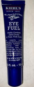 KIEHL'S Eye Fuel, Visibly Combats Dark Circles & Tired, Puffy Eyes 0.5oz /15 ml