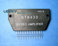 NEW SANYO ORIGINAL INTEGRATED CIRCUIT model: STK433