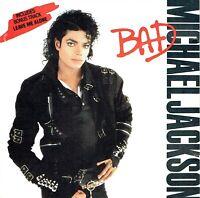 (CD) Michael Jackson - Bad - Dirty Diana, Liberian Girl, Man In The Mirror, u.a.