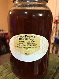 Raw Honey 42oz