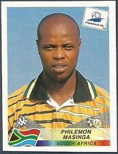 PANINI WORLD CUP FRANCE 1998- #189-SOUTH AFRICA-PHILEMON MASINGA