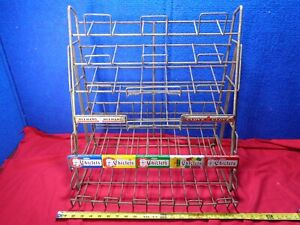 Vintage ADAMS Chewing Gum Counter Top Store Display CHICLETS
