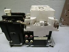 Westinghouse A200M1CAC Model J Size 1 Starter 120V w/ BA13A Overload Relay