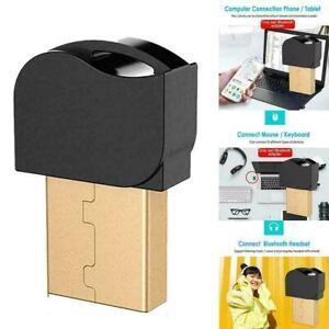 USB Bluetooth 5.0 Adapters Wireless Dongle Stereo Audio F3V2 PC Lapto Fo A8K8