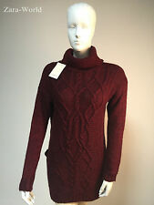 Zara Chunky, Cable Knit Jumpers & Cardigans for Women