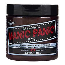 Manic Panic Classic Hair Dye Color Infra Red Vegan 118ml Manic-Panic