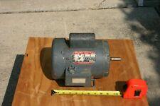 Dayton 1 hp, 3450 rpm, single phase electric motor