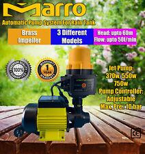 Marro Automatic Peripheral Pump System QB60 For Clean Water Garden Farm RainTank