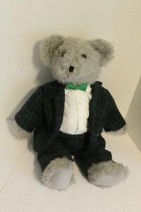 "Handmade 16"" Artist  Prom Night Teddy Bear w/ jointed arms & legs"