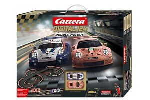 Carrera 23628 Digital 124 Double Victory NEU/OVP