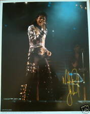 "Michael Jackson New Rare Poster 21""x17"" Live In Dallas"