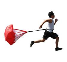 Workoutz Economy Speed Chute 48 Inch (Medium) Blue Power Parachute Running