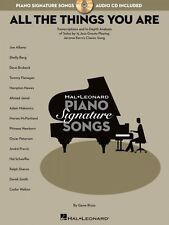 All the Things You Are Sheet Music Transcriptions and In-Depth Analysi 000311426