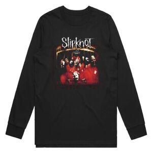 SLIPKNOT DEBUT ALBUM LONG-SLEEVED SHIRT XXXL MENS 3XL EXTRA LARGE NEW OFFICIAL!!