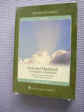 Teaching Co Great Courses CDs     GOD and MANKIND    COMPARATIVE RELIGION    new