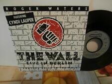 """roger waters""""the wall""""live in berlin""""""""single7""""hol.merury:8781847.de 1990"""