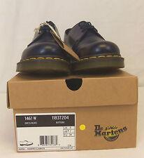 Dr. Martens 1461 W Dress Blue BUTTERO Women Sz US 7/ Men 6  Gibson Leather Shoes