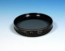 Lion Ø55mm Polfilter filter filtre polar Einschraub screw in - (204198)