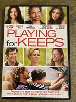 LIKE NEW—Playing for Keeps (DVD, 2013)Gerald Butler Jessica Biel FREE SHIPPING