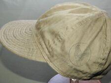 US Army AAF WW2 EASTMAN OD HBT A-3 MECHANIC'S CAP MINT NWT Vtg Style Ball Hat