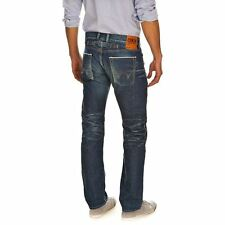 JEANS EDWIN  SEN SELVAGE SKINNY ( red selvage - mid light  used ) TAILLE W28 L32