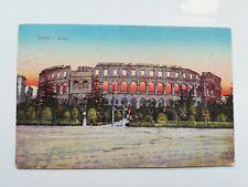 Pola - Postkarte Illustrierte A Farben Reiste (Cro 44)