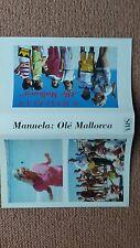 VHS: MANUELA Ole Mallorca