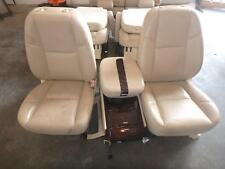 07-14 CADILLAC ESCALADE FRONT SEAT CONSOLE TAN LEATHER POWER OEM CHEVROLET GMC