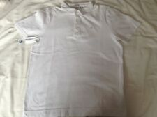 Adult Mens Genuine J Lindeberg Golf Short Sleeved Polo shirt Top Size Small Vgc