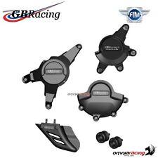 Kit protezioni carter motore/catena GBRacing Honda CBR1000RR Fireblade 12>16